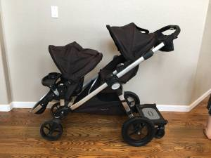 Baby Jogger city select double stroller (Parker)