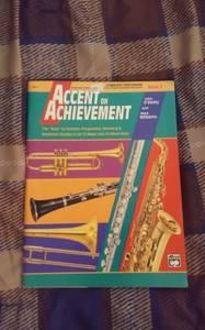 Used - Accent on Achievement, Book 3: Combined Percussion (Choctaw)