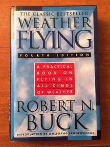 Aviation Weather books NEW (Raleigh)