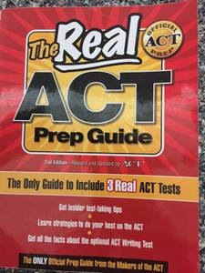 ACT Prep Guide (White Lake)