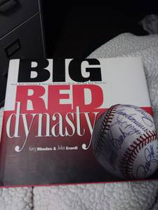 Big Reds Dynasty Book (Englewood)