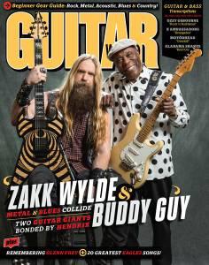 2 Dozen Guitar World Magazines 50 cents each. (Brooklyn)
