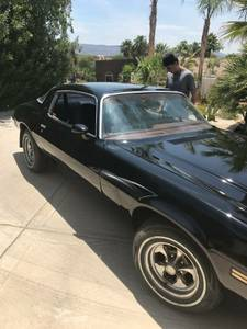 1979 Camaro manual 4 speed - immaculate (LV)