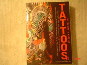 Mammoth Tattoo Book (Port Orchard)