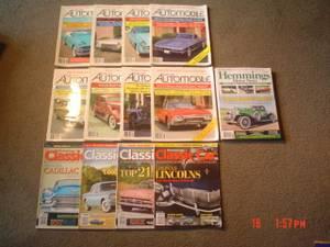 Classic Car Magazines (Port Orchard)