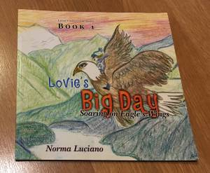 Colorful Children's Story Books by Norma Luciano