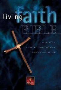 Living Faith Bible NLT by David San (Lewisville)