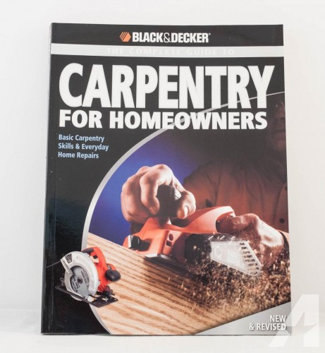 Black & Decker Home Improvement Books