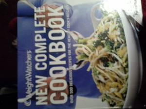 Weight Watchers New Complete Cookbook (South Everett)