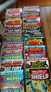 Comic Books (plain city)