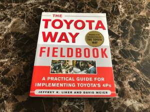 The Toyota Way Fieldbook (OSU)