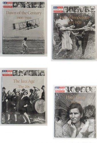 Time Life Books Our American Century Series + bonus