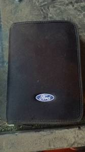 03 ford escape owners manual (Wilton)