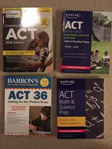 ACT Prep Bundle