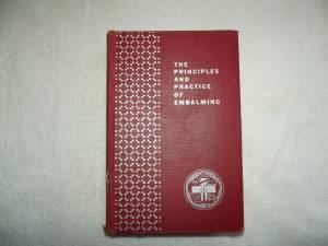 Vintage Embalming Textbook (lakewood)