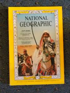 National Geographic Magazines (Littleton)