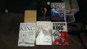 (11) Stephen King Books (Littleton)