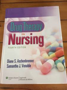 Drug Therapy in Nursing Textbook (Royal Palm Beach)