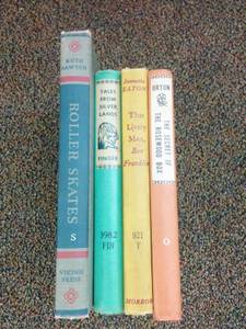 Vintage Children's Books (Echo Park-Silverlake)
