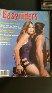 Total of 66 - Older Easyrider Magazine's