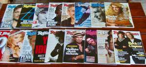 52] Rolling Stone Magazines (Westerville/Galena)