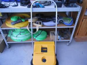 Clean Boy 550 Manual Floor Sweeper-Made In Germany!! (West Las Vegas)