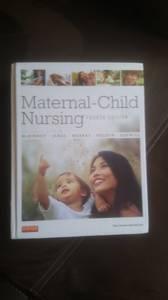 Maternal Child Nursing Textbook