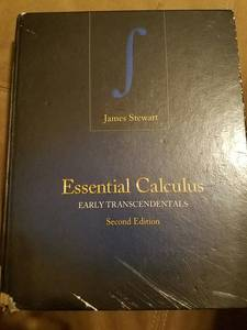 ASU Calculus Text Book (North Scottsdale)