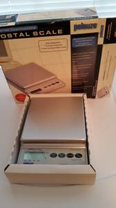 Like New!! Pelouze Internet Downloadable Postal Scale (Model PS5DL) (Buford)