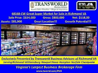 Business For Sale: Great Super Market For Sale