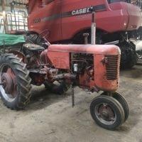 1951 Case VAC Tractor