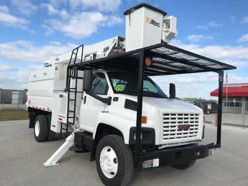2006 GMC Forestry Truck - C28478