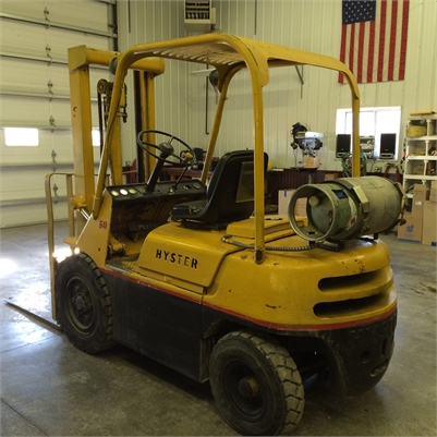 Hyster 50H Fork Lift