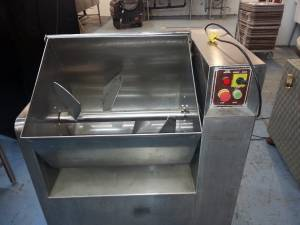 Heavy duty dough mixer (portland)