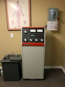 Transworld 325V X-Ray film unit for Chiropractic/MD Office (Laurie, MO)