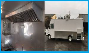 Food Truck Concession Kitchen for sale