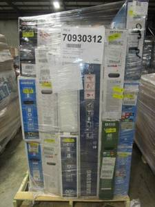 Semi Truck of TV's - Walmart Returns/Overstock ($50k Retail Value) (Memphis)