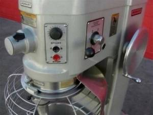 hobart 60qt 60 qt mixer - (OAKLAND PARK)