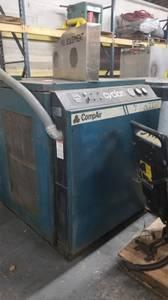 COMPAIR CYCLONE 6000 ROTARY SCREW AIR COMPRESSOR (Memphis)