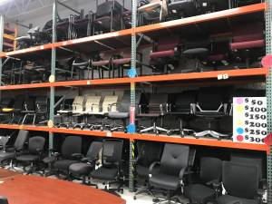 Office Chairs (1272 Capitol Dr. Pewaukee, WI)