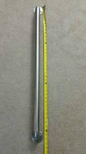 Grab bar stainless steel 36-inch (Kent)