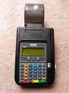Hypercom T7PLUS CREDIT CARD TERMINAL (Kent)
