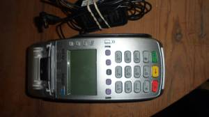 Verifone VX 520 Chip card reader (Grandview TX)