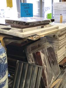 Mixed Table Tops (Richardson)