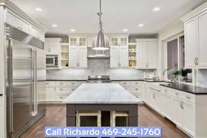 Premium Kitchen Cabinets** (****GRANITE COUNTERTOPS)