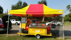 (Price reduced) Hot Dog Cart (Upper East Side)