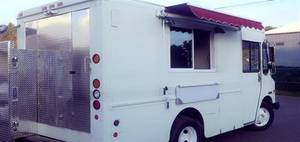 food truck for sale! Runs and looks great - $1500 (GENESEO)