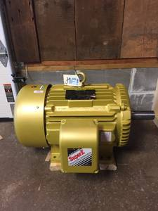 25 hp electric motor (Quad cities)