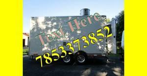 Concession Cart /QQ FOOd Truck/Food Trailer (Encinitas)