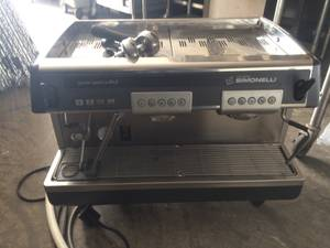 Simonelli cappuccino machine (Southwest indy)